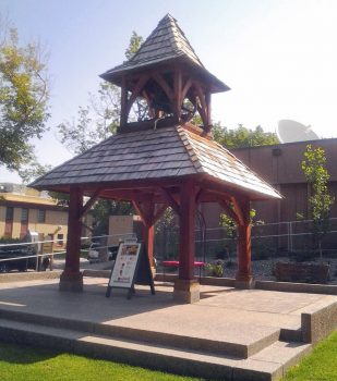 Ravalli Museum Bell Tower Project
