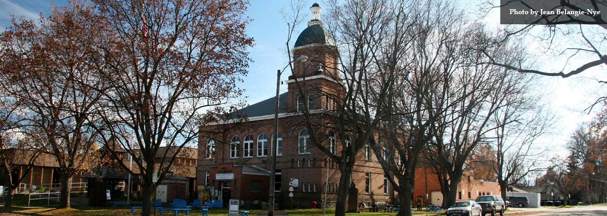 Ravalli County Museum Hamilton Montana