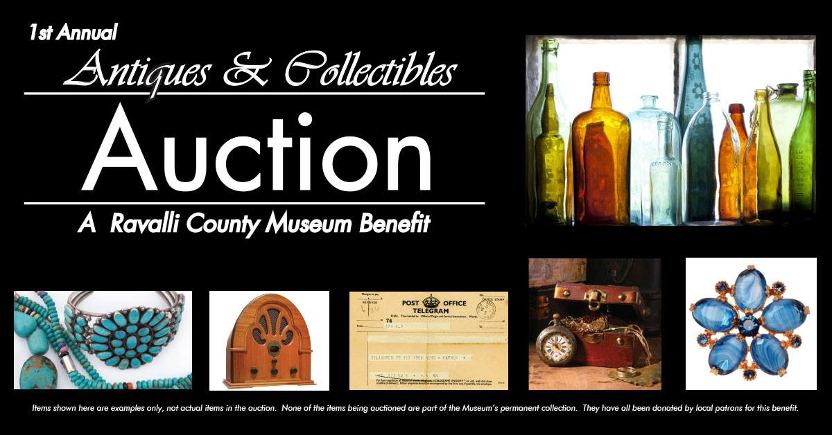 Antiques and Collectibles Auction