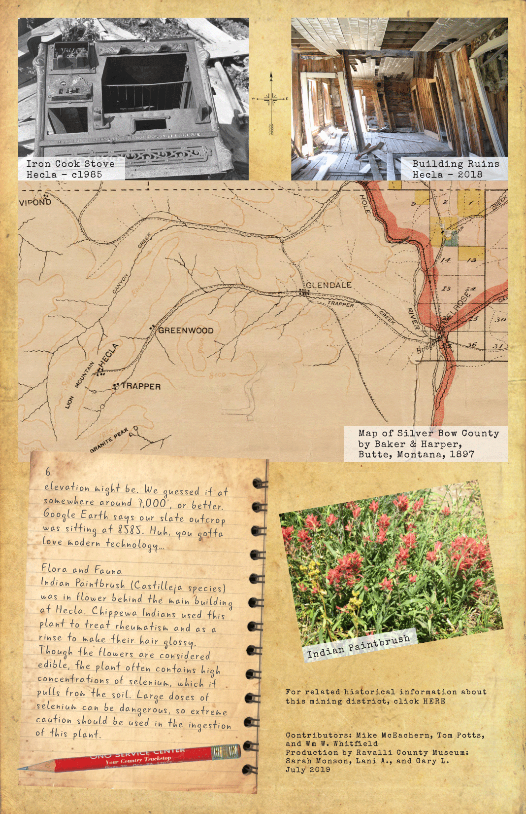 Ghost Towns Revisited: Lion City & Hecla Page 7