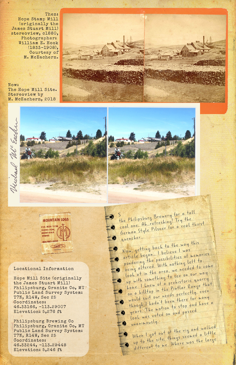 Skalkaho to Philipsburg: Mines and Memories Page 6