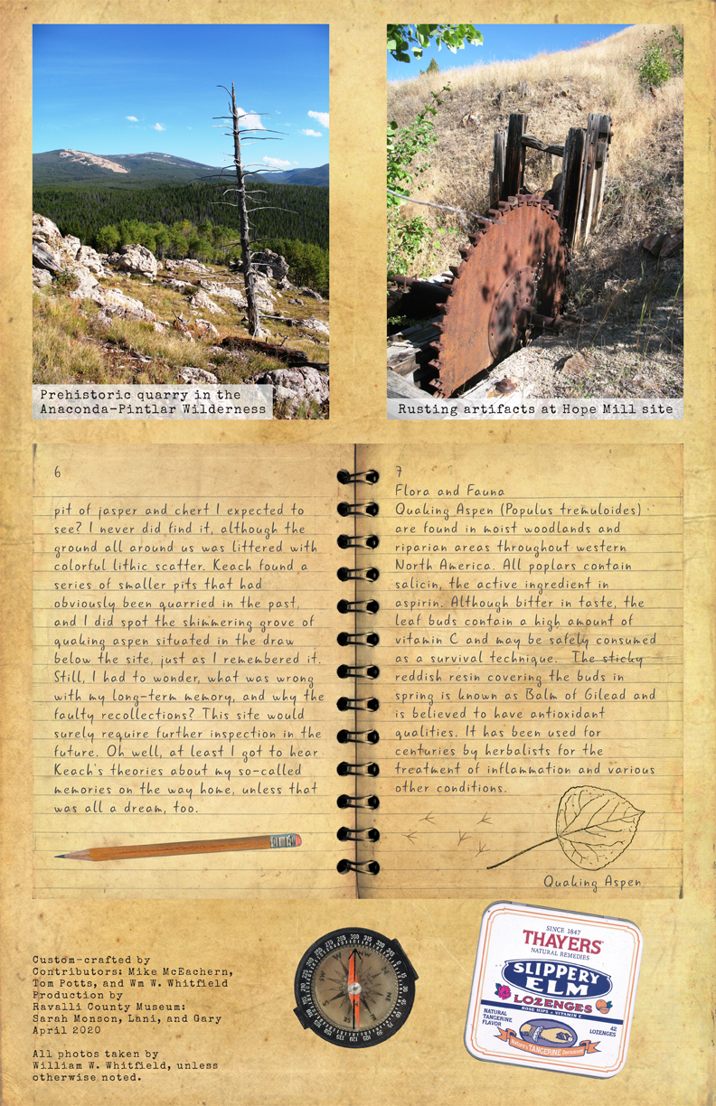 Skalkaho to Philipsburg: Mines and Memories Page 7