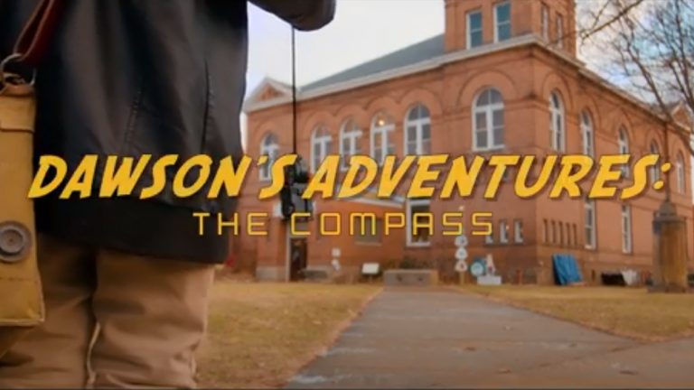 Dawson's Adventures: The Compass