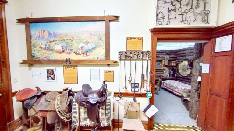 Ranch Tack, Branding Irons, & Bitter Root Forts