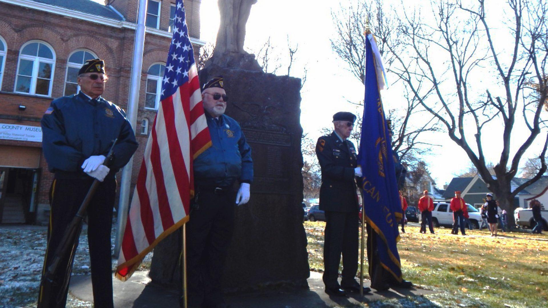Veteran's Day Observance Ceremony